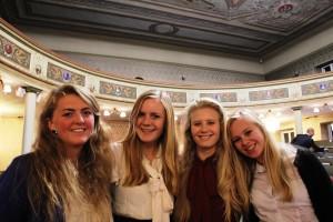 KG-elever representerte Norge