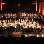 KG-koret, KGSingers og orkesteret.