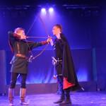 Robin og Gisbourne