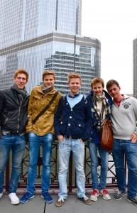 Singers, skyskrapere og Chicago