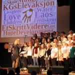 KG Singers var med