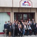 Utenfor EFTA-huset