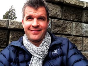 Nils Tore Sagen Mosvold blir ny rektor på KG.