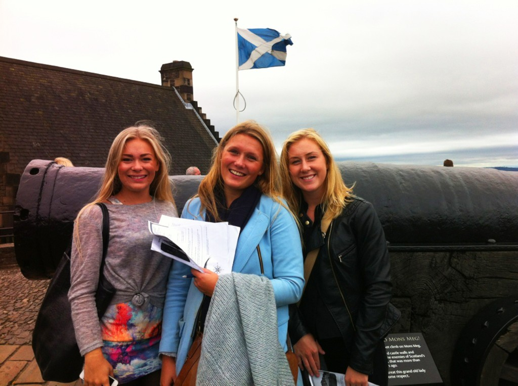 Skottland er i vinden!