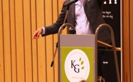 Kronprinsen ledet Dignity Day på KG